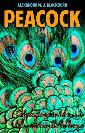 Peacock by AlexandraMJBlackburn