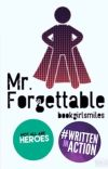 Mr. Forgettable #Wattys2016 cover