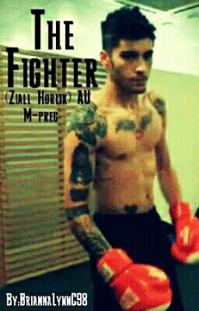 The Fighter (Ziall Horlik)AU M-preg by BriannaLynnC98