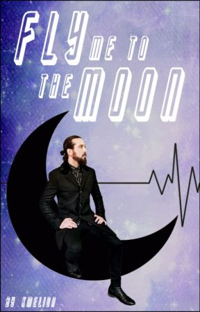 Fly Me To The Moon (mavi) by KMelion