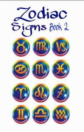 Zodiac Signs: Book 2 by SeriaRose