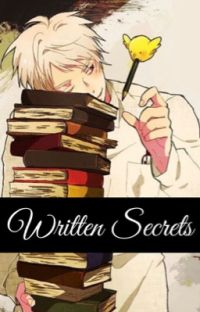 WRITTEN SECRETS. cover