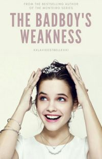 The Badboys Weakness |✔ cover