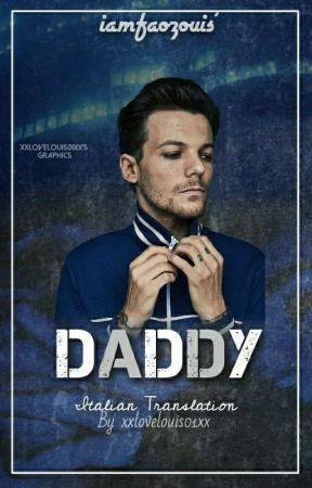 Daddy; louis tomlinson a.u (mature) {Ita} by -xstylesmedicine