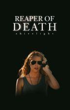 REAPER OF DEATH  ▹ DEREK HALE by shivelight
