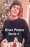 Evan Peters facts ✧ cover
