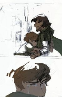Sick Day, Rangers apprentice by Elfpen  (Fanfiction ) cover