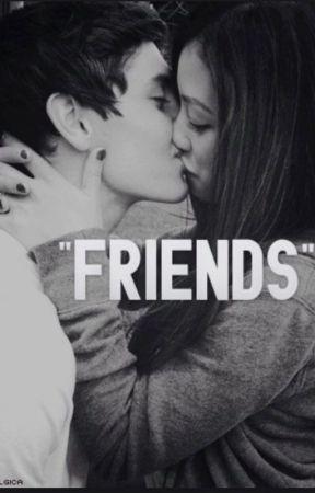 """Friends"" a bad boy romance by XxxPrincess12"