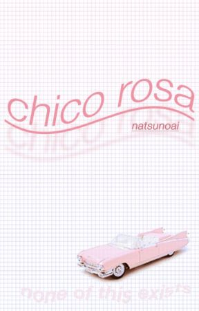 Chico rosa »kaisoo by natsunoai