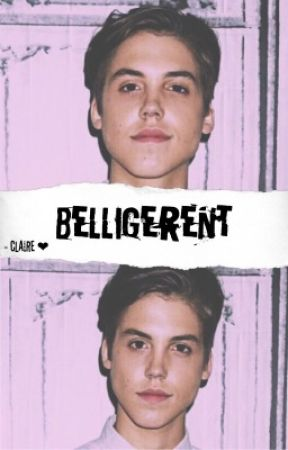 belligerent ≫ m.espinosa by lifeasclaire