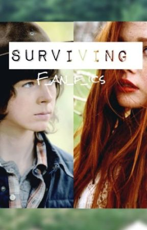 Surviving. (Carl Grimes love story) *Under Extreme Editing* by f_an_f_ics