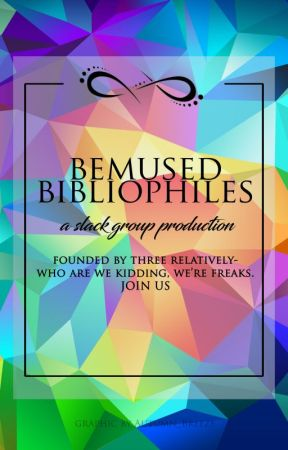 THE BIG BOOK OF BEMUSED BIBLIOPHILES by bemusedbibliophiles