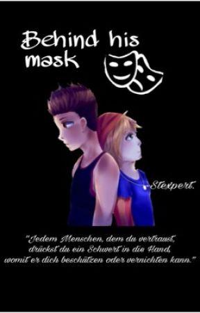 Behind his mask ~ Stexpert by DrachenMaedchen