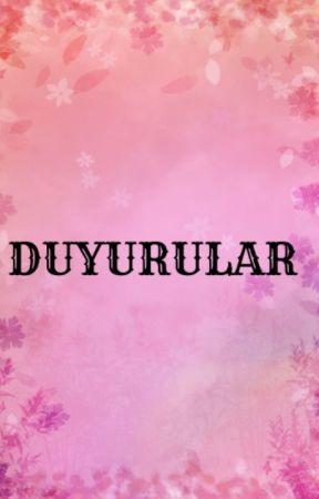 DUYURULAR by Darkangelhome