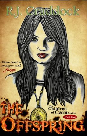 The Offspring (Children of Cain book 2) by RJCraddock