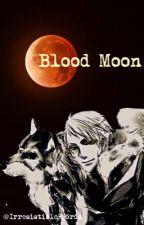 Blood Moon (Hetalia Werewolf) by IrresistibleFjords