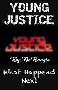 Young Justice What Happend Next cover