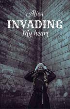 Alien Invading My Heart by BubblyBlackButterfly