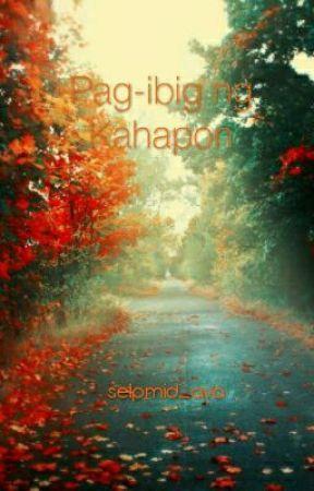 Pag-ibig ng Kahapon by eiyvah