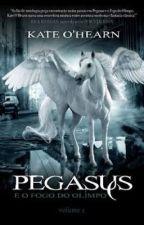 Pegasus e o fogo do olímpo by MariaLivri