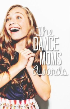 The Dance Moms Awards (Winter 2015) by DMAwards