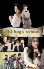 All boys school (Infinite & Block B fanfic) by kpopgirl96