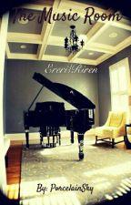 The Music Room - Ereri/Riren (SNK) by PorcelainSky