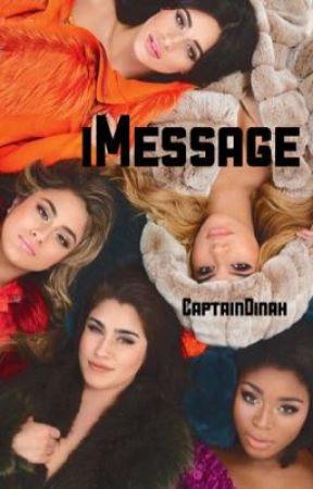 iMessage || fifth harmony by CaptainDinah