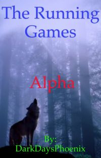 The Running Games: Alpha cover