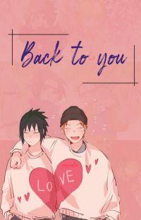Back to you || NaruSasu. cover