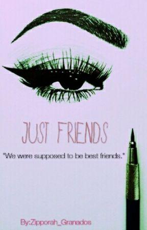 Just Friends (J.G) by Zipporah_Granados