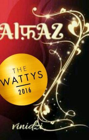 Alfaaz: Apke Dil Ka Aks! [#Wattys2016 Winner] by storyteller_vini