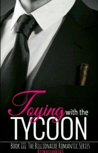 Toying  With The Tycoon   cover