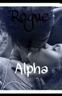 Rogue and Alpha cover