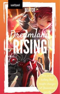 Dreamland mmorpg: Rising cover