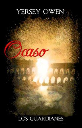 Los Guardianes (I): Ocaso by YerseyOwen