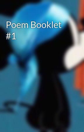 Poem Booklet #1 by Murabbi4