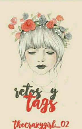 Retos y Tags by TheCrazyGirl_02