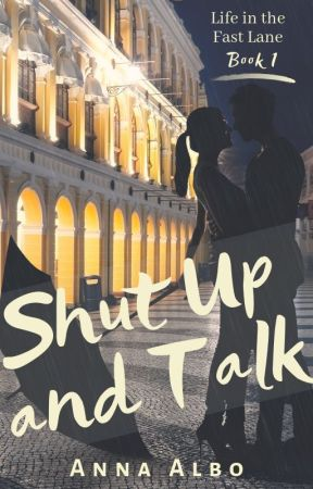 Shut Up and Talk by AnnaAlbo