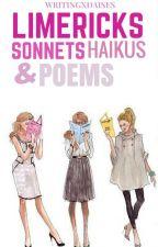 Limericks Sonnets Haikus & Poems by writingxdaises