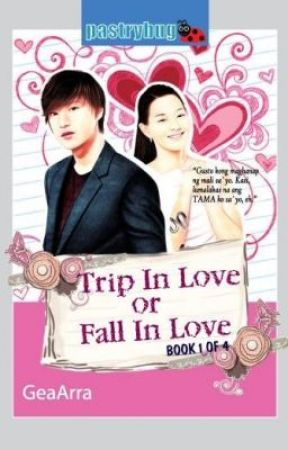 Trip In Love or Fall In Love? by GeaArra
