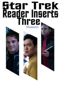 Star Trek Reader Inserts 3 cover