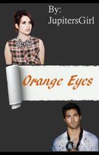 Orange Eyes (Teen Wolf/Derek Hale) by Jupiteramalthea