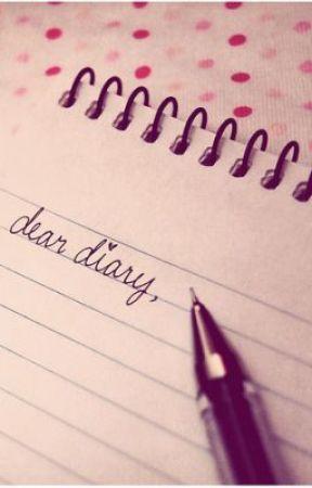 Dear Diary by k8rox100