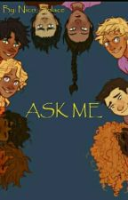 Ask Nico di Angelo   √ by Nico_Solace