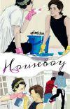 Houseboy ➳ Larry AU ✔️ cover