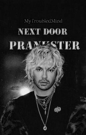 Next Door Prankster [Tokio Hotel, Bill Kaulitz] by MyTroubledMind