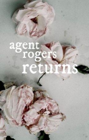 agent rogers returns • j.thompson by captainhufflepufff