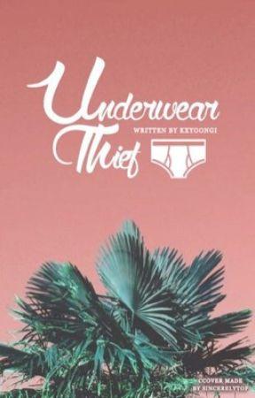 Underwear Thief    YoonMin by KxYoongi