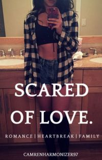 Scared of Love || Lauren/You cover